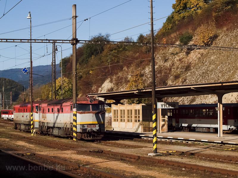 A ŽSSKC 751 112-4 Kral fotó