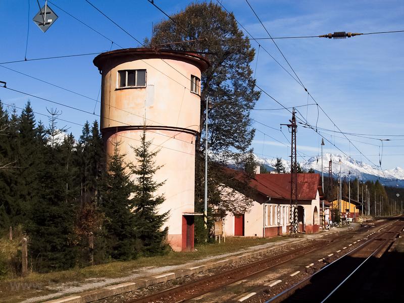 Vychodna állomás fotó