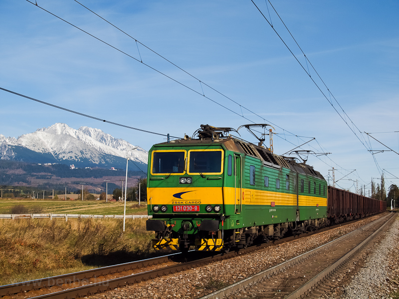 The ŽSSKC 131 030-9 se picture