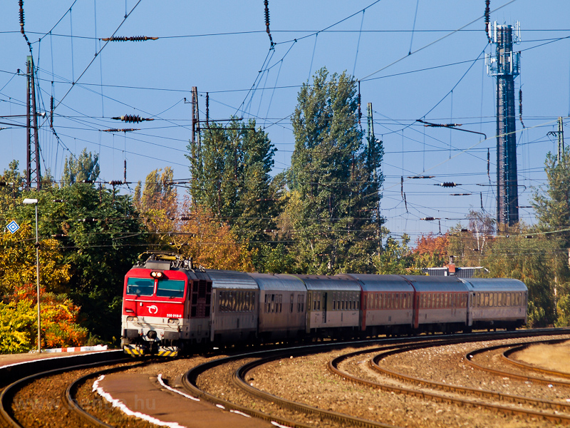 The ŽSSK 350 018-8 see picture