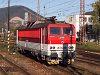 A ŽSSK 163 118-3 Ruttka állomáson