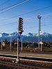 Signal at Poprad-Tatry