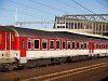 Slovakian fast-train passenger cars