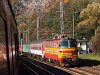 The ŽSSK 240 112-3 seen at Hronsk� D�brava