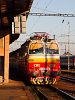 The ZSSK 240 022-4 seen at Nov� Z�mky