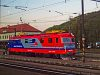 The Lokorail 182 072-9 seen at Kysak