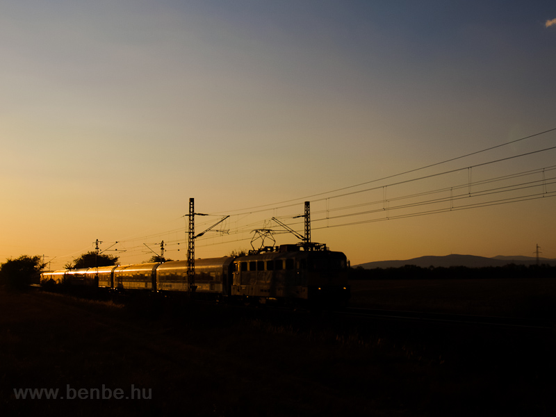 V43 1191 Ludas és Nagyút között fotó