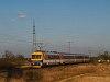 A BVmot 001 Ludas és Nagyút között