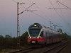 A MÁV-START 5341 020-5 Nagyút és Ludas között