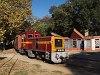 Mk48-410 Gyöngyös erdei vasúti állomáson