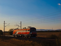 The 0478 002-3 of MMV private freight operator between Ludas and Nagy�t
