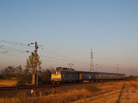 The V43 1131 between Nagy�t and Ludas