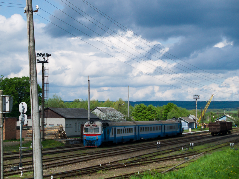 The UŽ D1 552-1 seen a photo