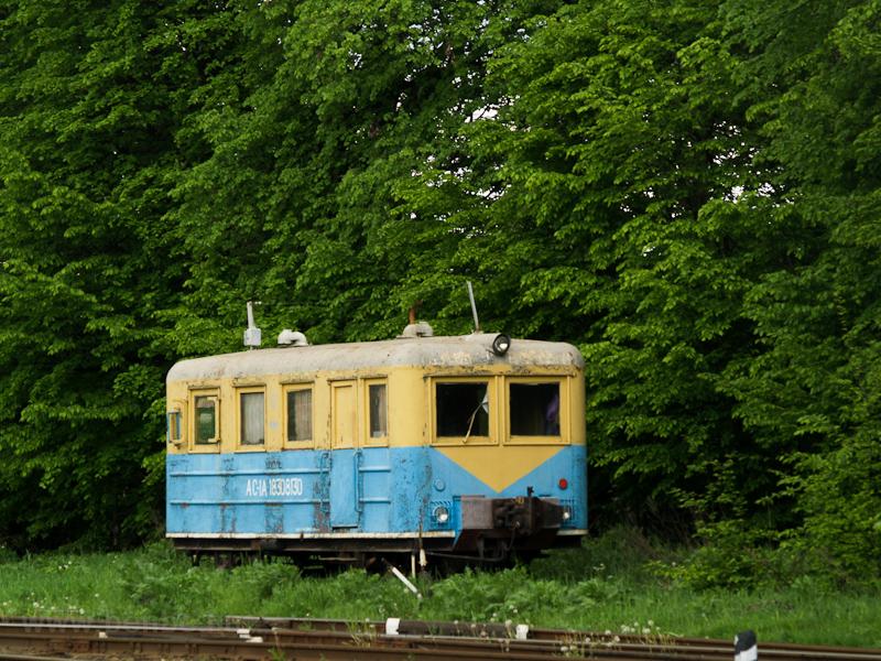 PFT pályakocsi Dolina állom fotó