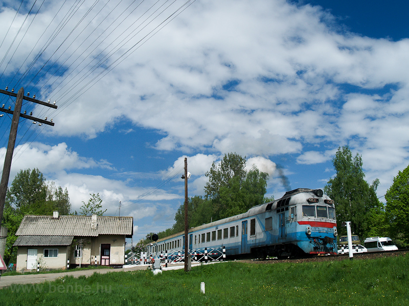The UZ D1 658-1 Ganz-MÁVAG  picture