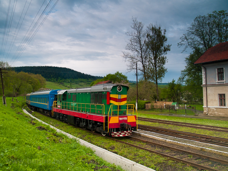 The UŽ ChME3 5723 seen photo