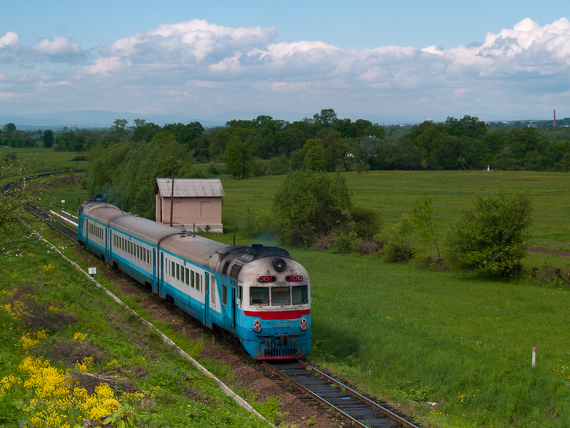 The UŽ D1 552-1 seen a picture