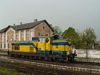 The PKP SU42 538 seen at Хирів