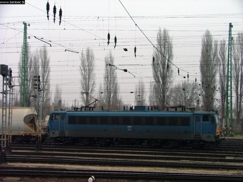 V63 154 Ferencvárosban fotó