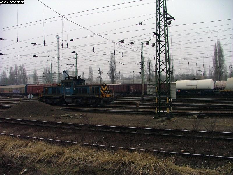 V46 021 Ferencvárosban fotó