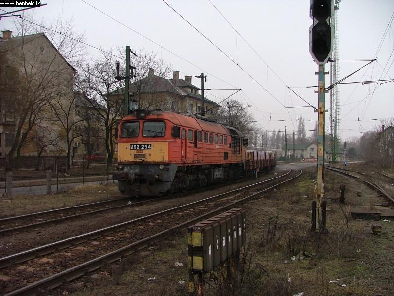 M62 254 Ferencvárosban fotó