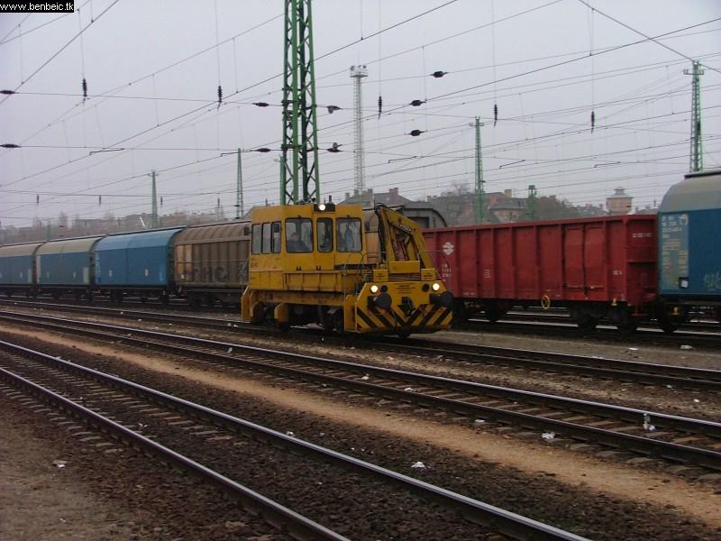 UDI Ferencvárosban fotó
