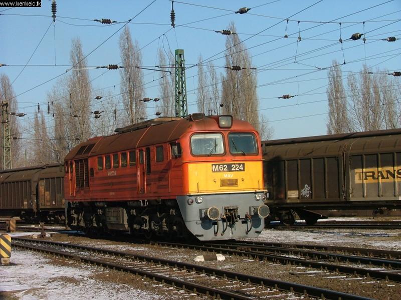M62 224, Ferencváros Keleti rendezõ fotó