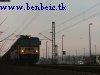 V63 029 a Déli vasúti hídnál