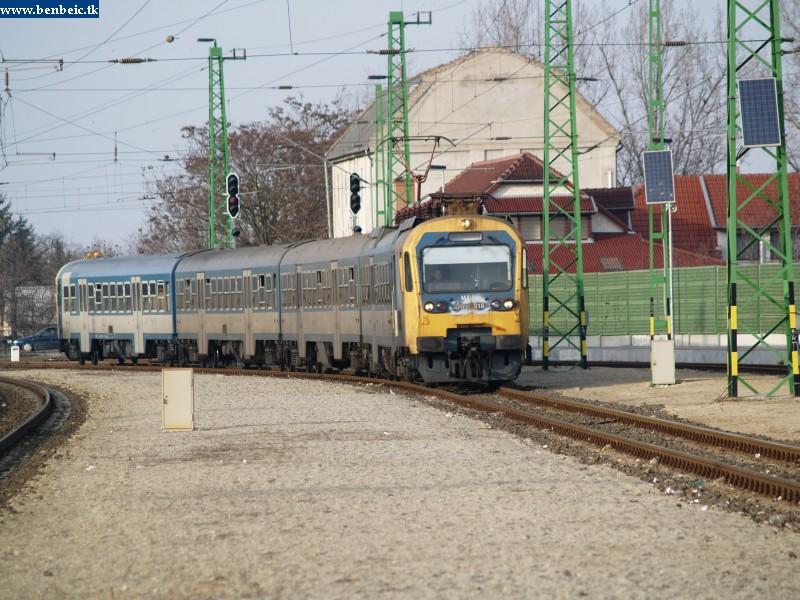 BDVmot 018 érkezik Monorra fotó