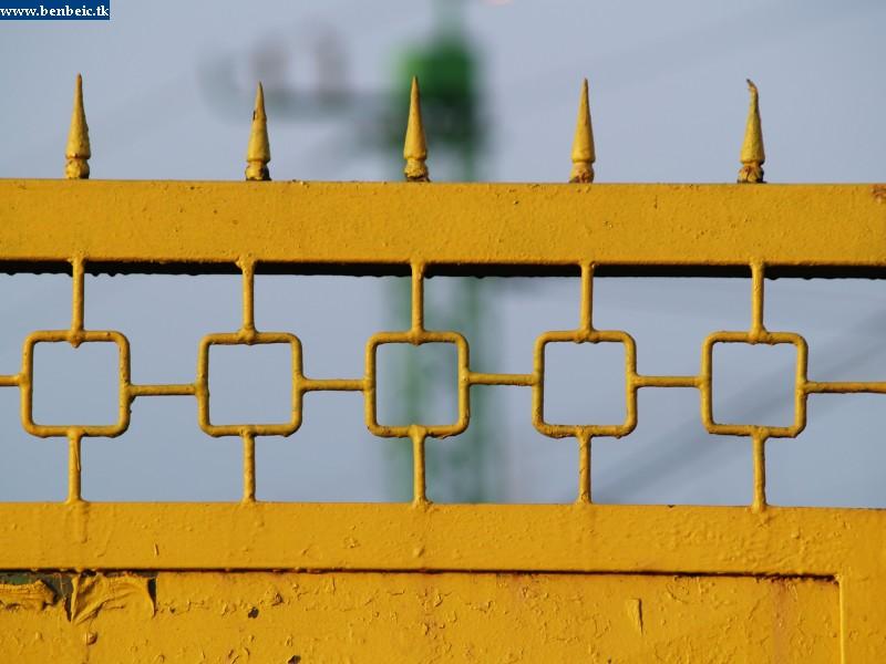 Iparvágánykapu fotó