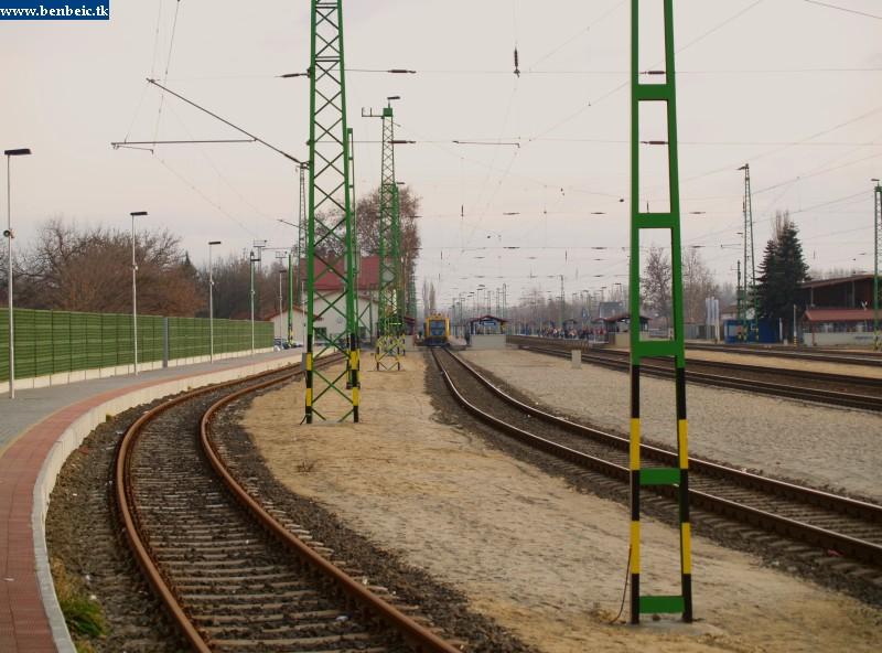 Monor állomás fotó