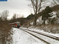 The 6342 between Szabads�gliget and P�zm�neum stops