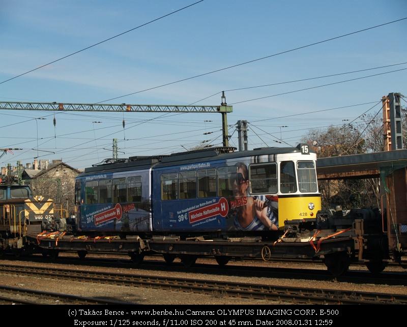 Stuttgarti villamos úton Iasiba fotó