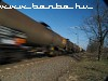 A freight train passing near Dunakeszi als�