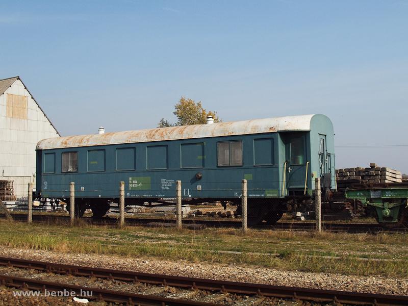 A pályások valami lakókocsija Jászapátiban fotó