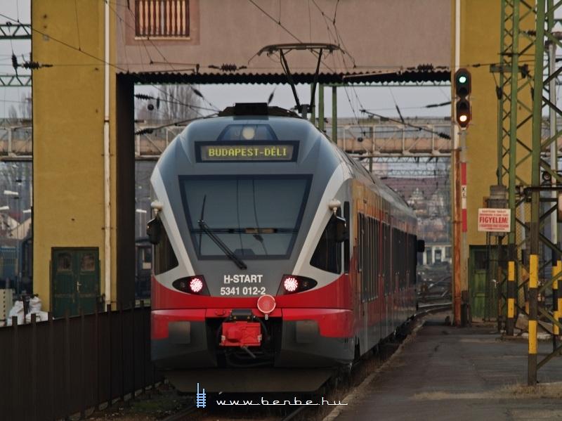 5341 012-2 Székesfehérváron fotó