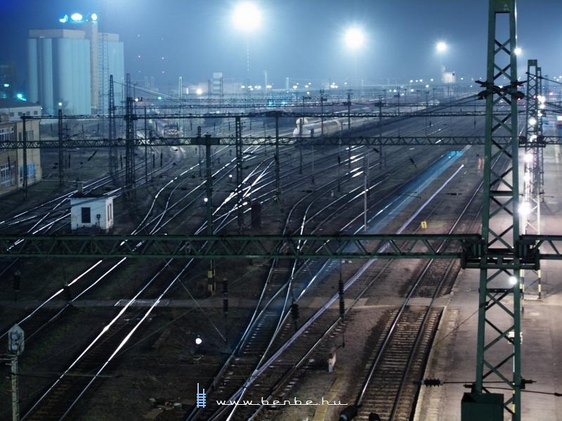 Kilátás a székesfehérvári állítótoronyból fotó