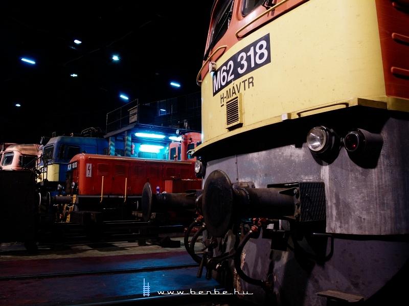 M28 1003 és M62 318 Székesfehérvárott fotó