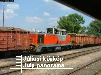July panorama