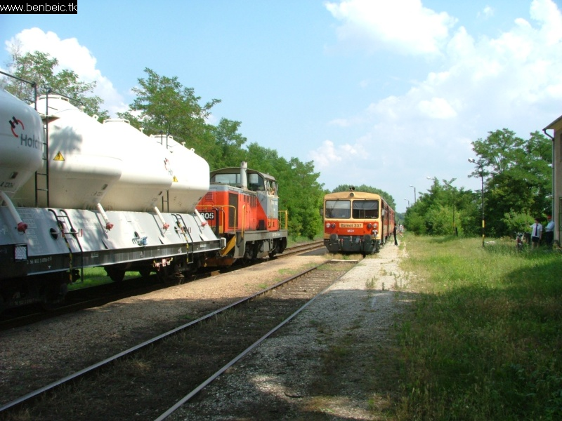 M47 1305 és Bzmot 337 Süttõn fotó