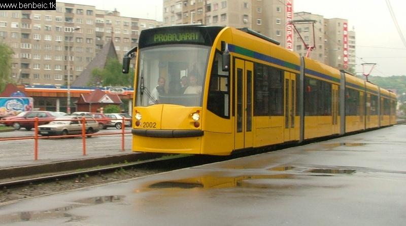 2002 a Vörösvári úton fotó