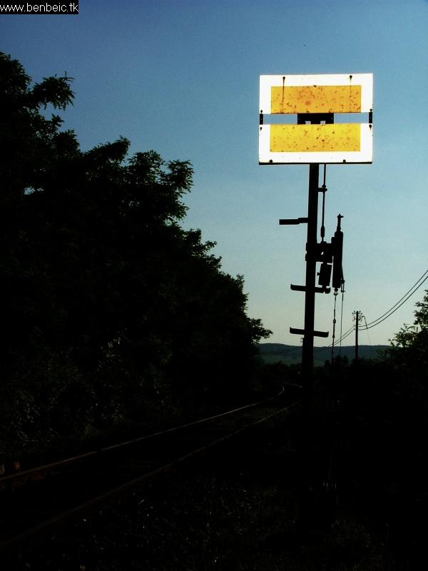 Nógrádszakál elõjelzõje Ipolytarnóc felõl fotó
