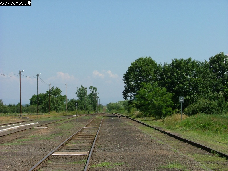 Ipolytarnóc állomás fotó