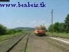 Bzmot 283 Nógrádszakál állomáson