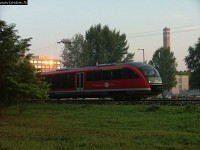 The 63-42 003-8 at Nyerges�jfalu