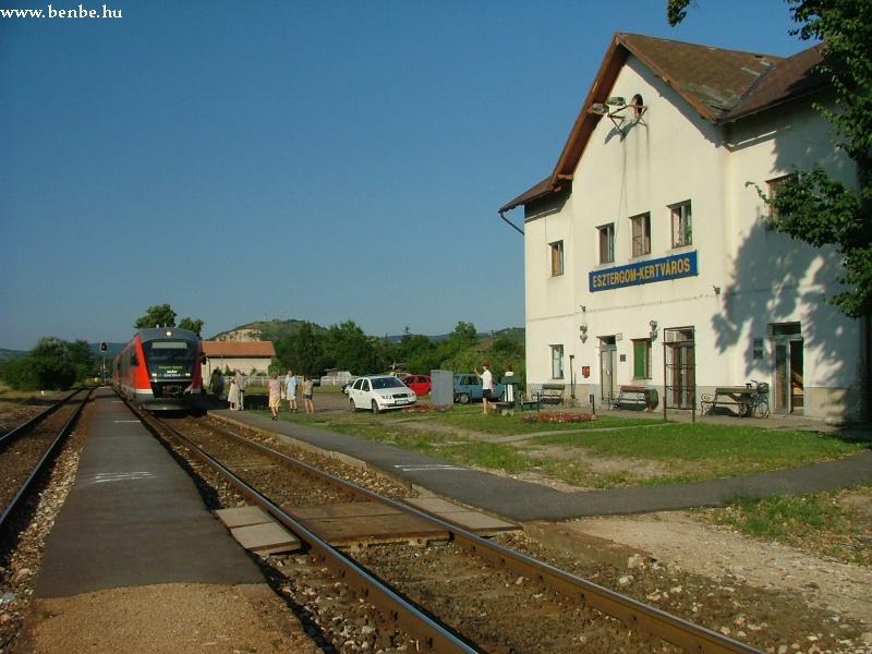 6342 004-6 Esztergom-Kertvárosban fotó