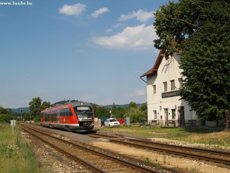 6342 009-5 Esztergom-Kertvárosban vadvirágokkal fotó