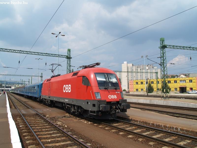 1116 015-7 a Déli pályaudvaron fotó