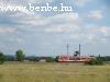 Desiro érkezik Esztergom-Kertváros állomásra