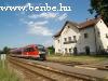 The 6342 009-5 at Esztergom-Kertváros